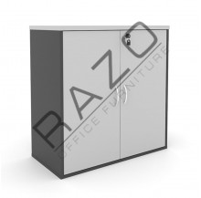 Swinging Door Low Cabinet| Office Bookcase | Office Filing Cabinet -GD880G