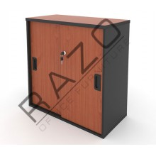 Low Sliding Door Cabinet | Office Bookcase | Office Filing Cabinet  -AS808C
