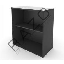 Low Open Shelf Cabinet | Office Bookcase | Office Filing Cabinet  -AO808G