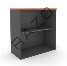 Open Shelf Low Cabinet | Office Bookcase | Office Filing Cabinet  -GO880C