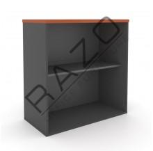 Low Open Shelf Cabinet | Office Bookcase | Office Filing Cabinet  -AO808C