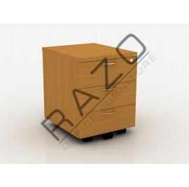 Mobile Pedestal | Office Furniture  -QM3B