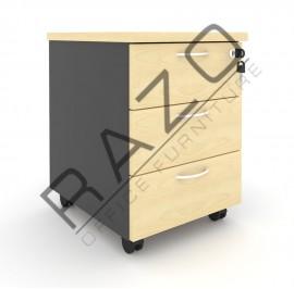 Mobile Pedestal | Office Furniture  -GM3M