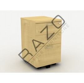 Mobile Pedestal | Office Furniture  -EXMP3M