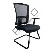 Visitor Mesh Office Chair | Netting Chair | Office Chair -NT-27V
