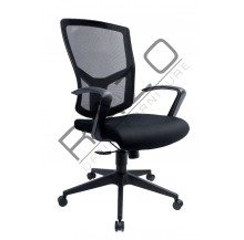 Medium Back Mesh Office Chair | Netting Chair | Office Chair -NT-28