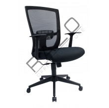 Medium Back Mesh Office Chair | Netting Chair | Office Chair -NT-29