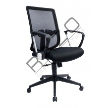 Medium Back Mesh Office Chair | Netting Chair | Office Chair -NT-30