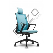 Modern High Back Office Mesh Chair | Netting Chair | Office Chair -MG-001-HB