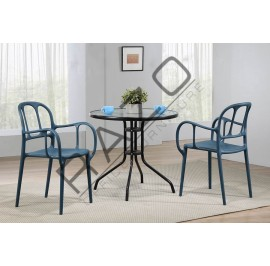 Modern Coffee Table Set | Cafe table set -11051-56021TC