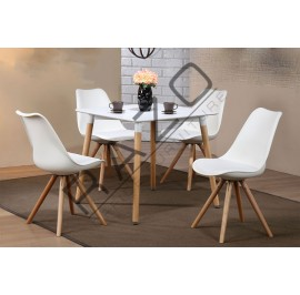 Modern Coffee Table Set | Cafe table set -D860T-890C