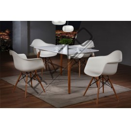 Modern Coffee Table Set | Cafe table set -D848T-854C