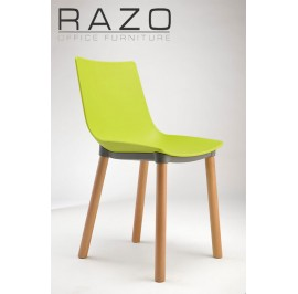Designer Chair | Cafeteria Chair | Plastic Chair | Dining Chair | Restaurant Chair | Bar Chair -1001
