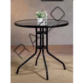 Modern Coffee Table | Cafe Table -11051-TTBK