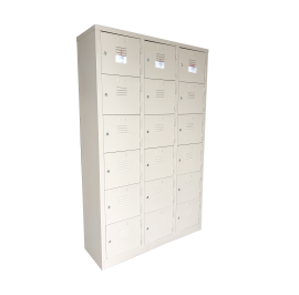 18 COMPARTMENT LOCKER