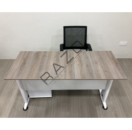 Office Table SET | Writing Table 5' x 2' DTS1560T4