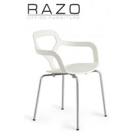 Designer Chair | Cafeteria Chair | Plastic Chair | Dining Chair | Restaurant Chair | Bar Chair -1011