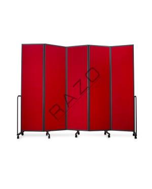 Mobile Fold 7 Panels LP7 Length of 4320 mm