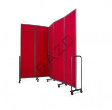 Mobile Fold 7 Panels LP7 Length of 4320 mm
