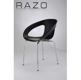 Designer Chair | Cafeteria Chair | Plastic Chair | Dining Chair | Restaurant Chair | Bar Chair -1012