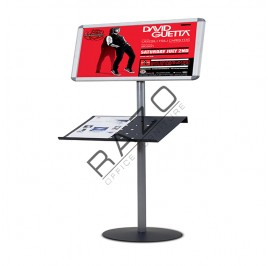 EX Poster Stand EXPS (A2 & A3 Display)