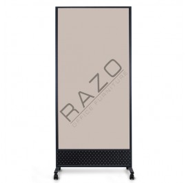 Mobile Panels w/ Perforated Botom Panel MP46 [1240 mm (L) x 2100 mm (H)]