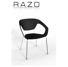 Designer Chair | Cafeteria Chair | Plastic Chair | Dining Chair | Restaurant Chair | Bar Chair -1014