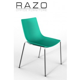 Designer Chair | Cafeteria Chair | Plastic Chair | Dining Chair | Restaurant Chair | Bar Chair -1016