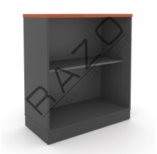Open Shelf Low Cabinet | Office Bookcase | Office Filing Cabinet  -GO880BC