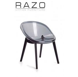 Designer Chair | Cafeteria Chair | Plastic Chair | Dining Chair | Restaurant Chair | Bar Chair -2001