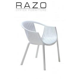 Designer Chair | Cafeteria Chair | Plastic Chair | Dining Chair | Restaurant Chair | Bar Chair -2003