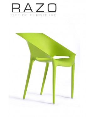 Designer Chair | Cafeteria Chair | Plastic Chair | Dining Chair | Restaurant Chair | Bar Chair -3001