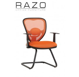 Mesh Chair | Visitor Chair | Netting Chair | Office Chair -NT-02V