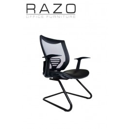 Mesh Chair | Visitor Chair | Netting Chair | Office Chair -NT-07V
