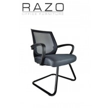 Mesh Chair | Visitor Chair | Netting Chair | Office Chair -NT-19V