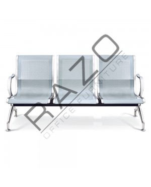 3-Seater Link Chair -E913