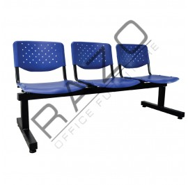 3-Seater Link Chair -BC-670-3
