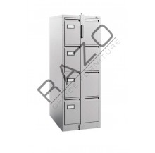 Steel Cabinet | Filing Cabinet -GY122-GN
