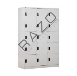 Steel Locker | Steel Furniture -GY345