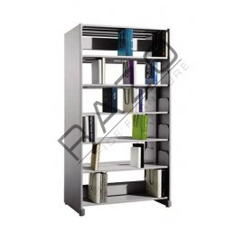 Library Shelving | Steel Furniture -GY607