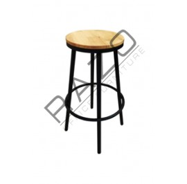 Cafeteria Stool| Restaurant Stool -SI23
