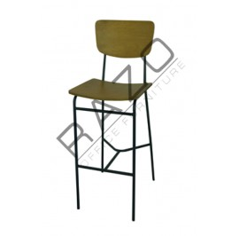 Cafeteria Stool | Restaurant Stool -SI08B