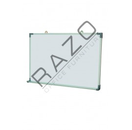 Single Sided Magnetic Whiteboard 4' x 5'