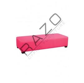 Three Seater Foot Stool-CT053-3FS