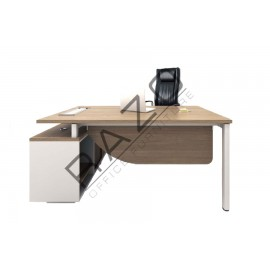 Director Table Set | Office Furniture -SWE2160
