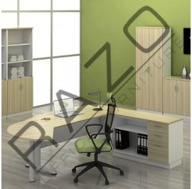 Executive Table Set | Office Furniture -BMB180A