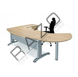 Director Table Set | Office Furniture -BMB180A