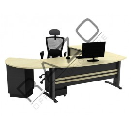 Executive Table Set | Office Furniture -TMB180A