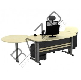 Executive Table Set | Office Furniture -TMB33