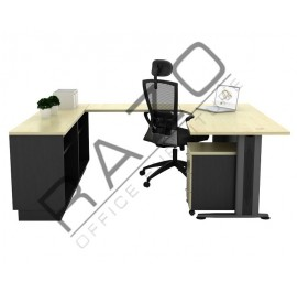 Executive Table Set | Office Furniture -TMB11